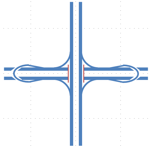 Minimum U-Turn Intersection